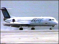 EUjet aeroplane