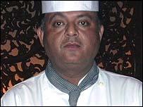Sandeep Kalia, executive chef, Taj Hari Mahal, Jodhpur