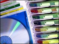Blank CDs