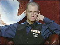 Graeme Dott had no answer to O'Sullivan's magic