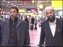 Dr Daud Abdullah and Dr Musharraf Hussain