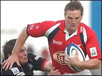 Man-of-the-match Matthew Watkins