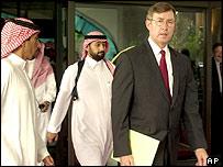 US Ambassador Oberwetter