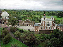 The Greenwich Royal Observatory