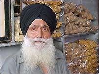 Kuljit Singh, from Pappadwala