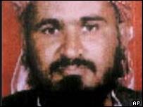 Ali Qaed Senyan al-Harthi
