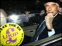 Robert Kilroy Silk MEP