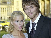Kerry and Brian McFadden