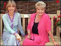 Caron Keating was the daughter of TV presenter Gloria Hunniford