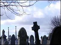 Gravestones, BBC