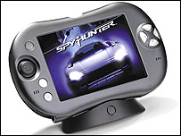 Tapwave Zodiac handheld gaming device