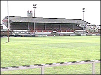 Kingsholm ground