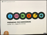 Government booklet Preparing for Emergencies