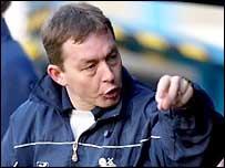 Preston manager Billy Davies