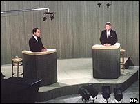 Nixon and JFK
