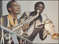 ET Mensah and Victor Olaiya