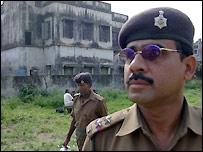 Police in Bihar