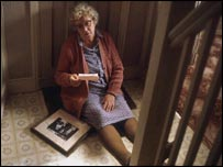 Thora Hird in A Cream Cracker Under The Settee