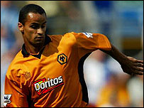 Wolves Portuguese midfielder Silas