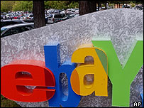 eBay head office in San Jose, California