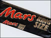King-Size Mars bar