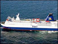 P&O ferry (generic)