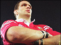 Martin Johnson led the Lions on their last two tours