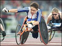 Tanni Grey Thompson became GB's greatest Paralympian with 11 golds