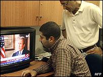 Bush on Al Arabiya