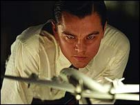 Leonardo DiCaprio in The Aviator