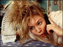 Renee Zellweger in Bridget Jones: The Edge of Reason