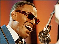Jamie Foxx as Ray Charles
