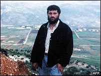 Ismail Mohammed al-Khatib in a family picture taken in Lebanon