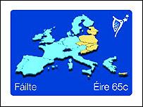 New Irish stamp