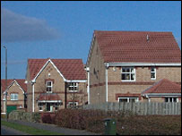 New houses
