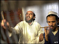 Jamal al-Badawi and Fahd al-Qusaa, USS Cole bombing suspects