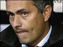 Porto coach Jose Mourinho
