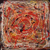 Marla Olmstead's Ode to Pollock I