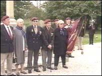 Memorial for Claude and Thomas Gronert