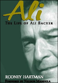 Ali: The Live of Ali Bacher, is available from Penguin, priced �14.99