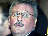 Hearts chief executive Chris Robinson