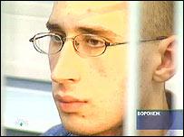 Обвиняемый Шишлов