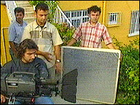 Filming World of Mysteries