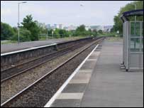 Bedminster station