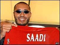 Al Saad Gaddafi