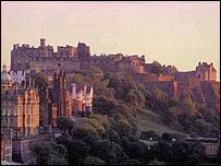 Castillo de Edimburgo. Foto: Cortesía Edinburgh and Lothians Tourist Board