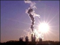 Emisi�n de gases contaminantes