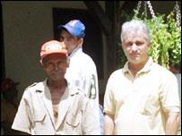 Antonio Nestor, Owner of Boa Sorte fazenda