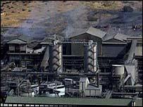 Impala's South African mine