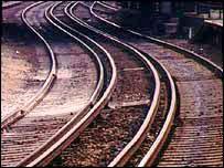 Railway tracks (generic)